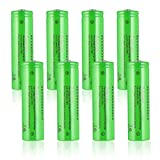 18650 Lithium-ion battery 99000mAh capacity PSE3.7V rechargeable battery, used in daily LED flashlight battery and other products, can be charged 2000 times 18650 battery