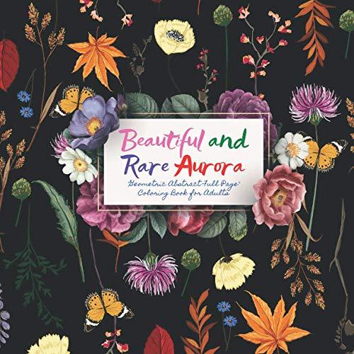 Beautiful and Rare Aurora: