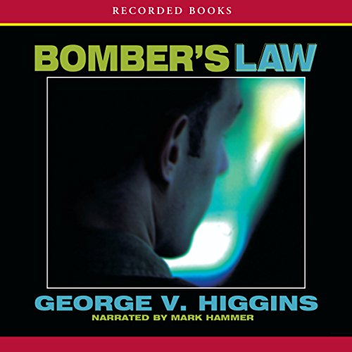 Bomber's Law audiobook cover art