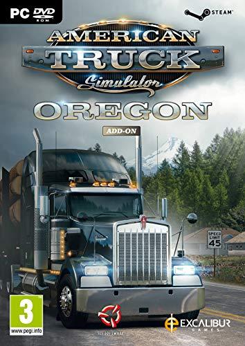 American Truck Simulator Add-on Oregon (PC DVD) Edizione Italiana