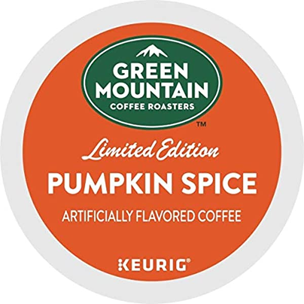 Green Mountain Coffee K Cup For Keurig Brewers Pumpkin Spice 24 Count