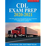 CDL Exam Prep 2020-2021: A CDL Study Guide with 425 Test Questions and Answer Explanations for the Commercial Driver's License Exam (Training Book for All Classes) (English Edition)