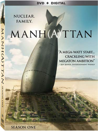 Manhattan: Season 1 [DVD + Digital]
