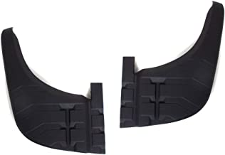 Bumper Step Pad Extension Compatible with Toyota Tundra 07-13 Rear Right and Left