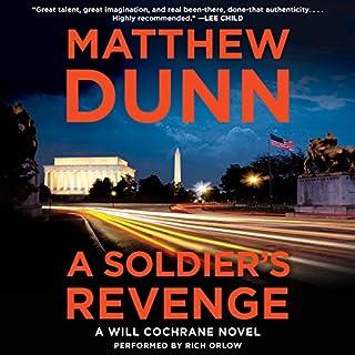 A Soldier's Revenge audiobook cover art