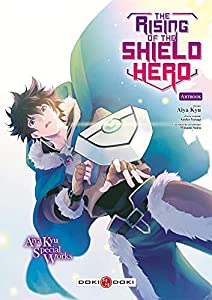 The Rising of the Shield Hero - Artbook Edition simple One-shot