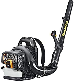 Best Poulan Pro PR48BT, 48cc 2-Cycle Gas 475 CFM 200 MPH Backpack Leaf Blower Review