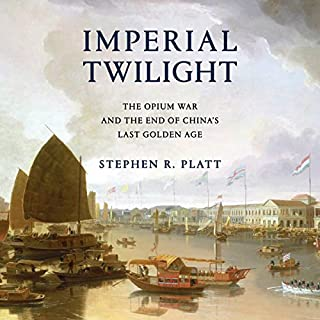 Imperial Twilight audiobook cover art