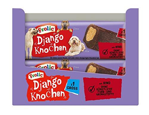 Frolic Django Hundesnack Rind, 12er Pack (12 x 1 Stück)