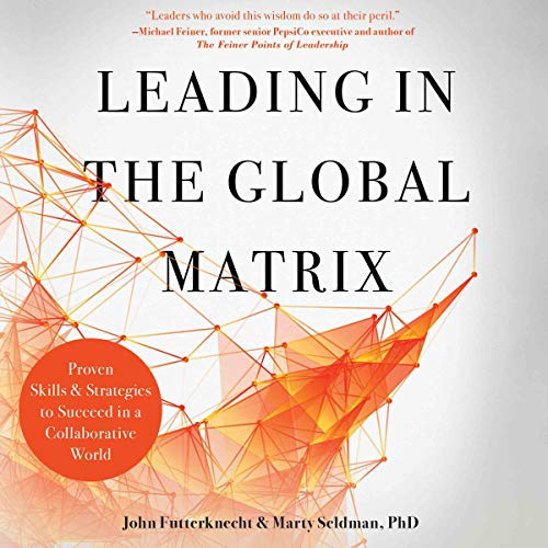 Leading in the Global Matrix cover art