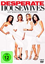 Desperate Housewives – Staffel 1 (DVD)