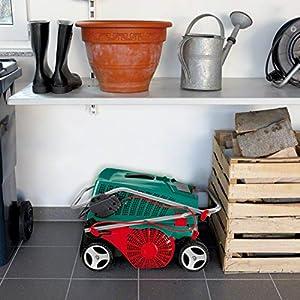 Bosch Vertikutierer AVR 1100, Fangkorb, Karton (1100 W, 28 cm Arbeitsbreite, 50 l Fangkorbvolumen)
