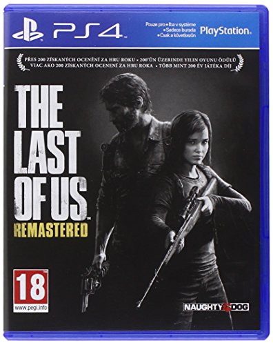 The Last of Us Remastered EU PS4