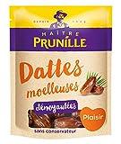 Maitre Prunille Fruit Sec Dattes Moelleuses Dénoyautées Deglet Nour 500 g