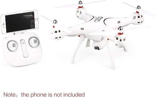 Lorenlli 2.4G GPS Positionierung FPV RC Drohne Quadcopter mit 720 P HD WiFi Einstellbare Kamera Echtzeit H  Halten Headless