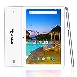 YUNTAB Tablette PC K107 10.1' Tablette Tactile Play Store( MT6580,A7Quad-Core, 1.3GHz ,3D-GSENSOR,2 Go de RAM,Disque Dur 16 Go, Android...