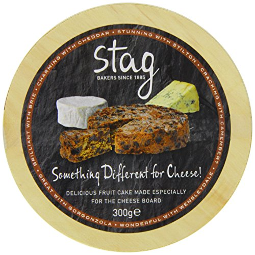Stag Bakeries Something Different for Cheese Fruit Cake 300g