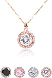 Best cz pendant gold Reviews