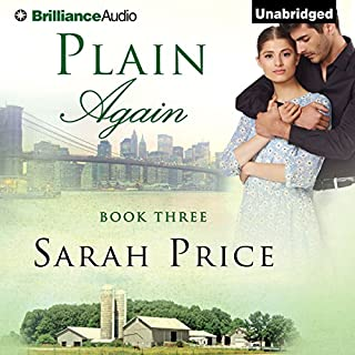 Plain Again audiobook cover art
