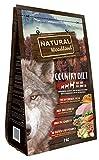 Natural Greatness Pienso Seco para Perros Receta Natural Woodland Country Diet. Super Premium. Todas Las Razas y Edades. Sin Gluten (2 Kg)