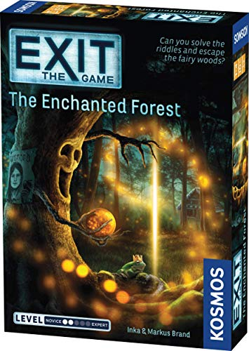 Thames and Kosmos | 692875 | EXIT - The Game | The Enchanted Forest |...