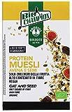 Probios Protein Muesli Avena e Semi Bio - Senza Glutine - Confezione da 6 x 300 g