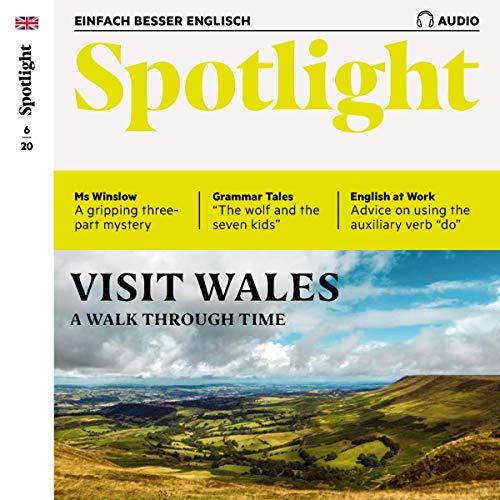 Spotlight Audio - Visit Wales. 6/2020 Titelbild