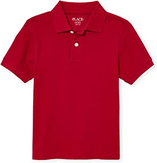 Best childrens red school polo shirts Reviews