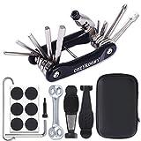 COZYROOMY Multi-Tool Fahrrad Reparatur Set - Fahrrad Werkzeug Set mit