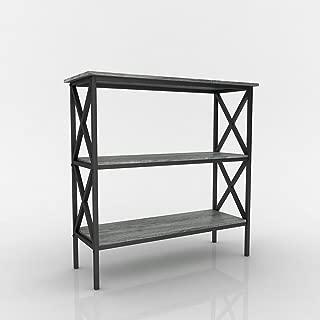 weathered grey furniture