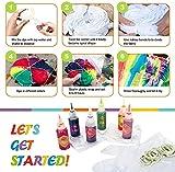 Immagine 2 gifort tie dye kit colorante
