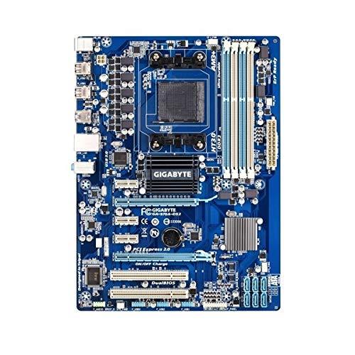 Gigabyte GA-970A-DS3 Rev.1.1 AMD 970 Mainboard ATX Sockel AM3+ #38596