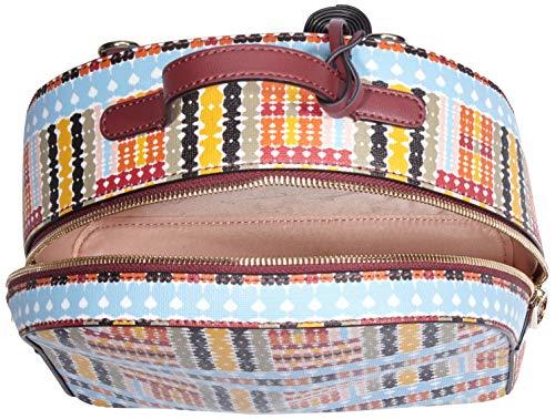 TOUS Alicya, Bolso mochila para Mujer, 21.5x25x9.5 cm (W x H x L)