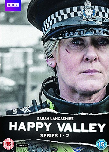 Happy Valley - Series 1 & 2 [Reino Unido] [DVD]