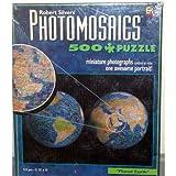 Robert Silvers Photomosaics Planet Earth Jigsaw Puzzle (513 Pieces) by Robert Silvers Photomosaics
