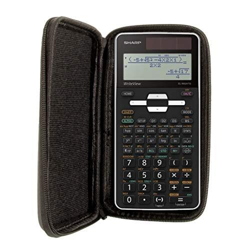 Schutztasche für Taschenrechner von Sharp, für Modell: EL 531TG
