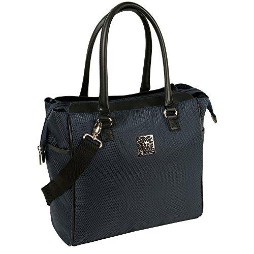 Anne Klein Oslo Tote Bag, Navy, One Size