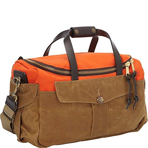 Filson Heritage Sportsman Bag Orange Reisetasche Handgepäck