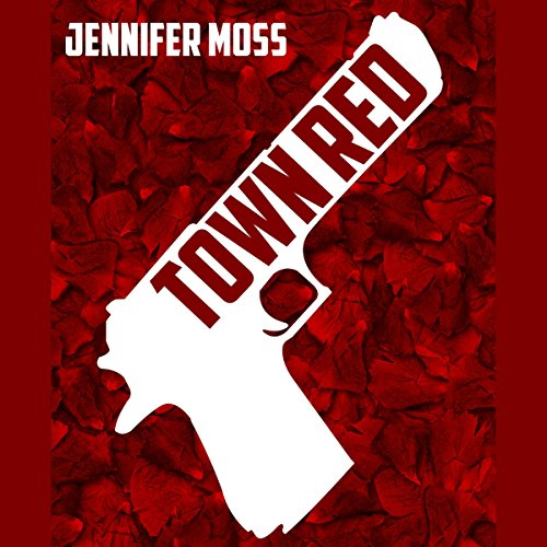 Town Red audiobook cover art