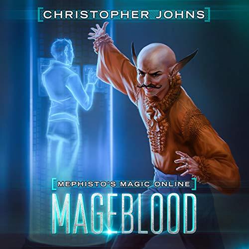 Mageblood cover art