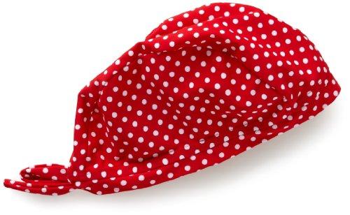 Playshoes UV-Schutz Kopftuch Punkte Pañuelos para la Cabeza, Rojo (8 Rot), 51 (Talla del Fabricante: 51 Centimeters) Unisex Niños
