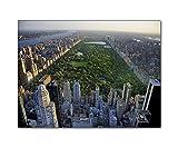 deinebilder24 - Wand-Bild XXL - 70 x 90 cm - Central Park