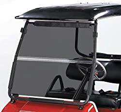 powerful Club Car DS2000 + Colored Windshield for Golf Carts