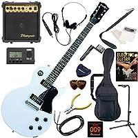 GRASSROOTS エレキギター 初心者 入門 ESP直系のブランド 人気のレスポール 10wアンプが入ったスタンダード15点セット G-LS-57/BLD(ブロンド)