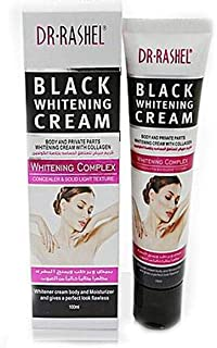 Body & Private Parts Whitening Cream with Collagen by Dr. Rashel - 100ML