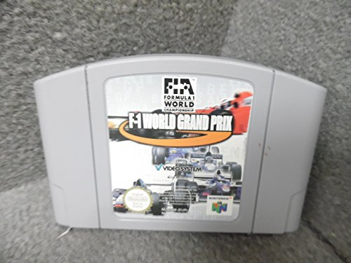 N64 F1 World Grand Prix [Import anglais]