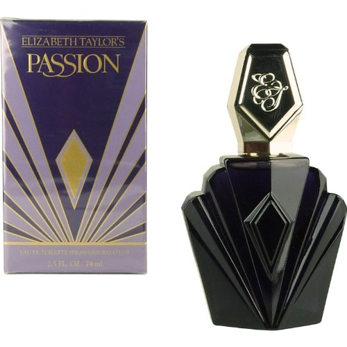 Elizabeth Taylor - Passion Women Eau de Toilette Spray 74 ml