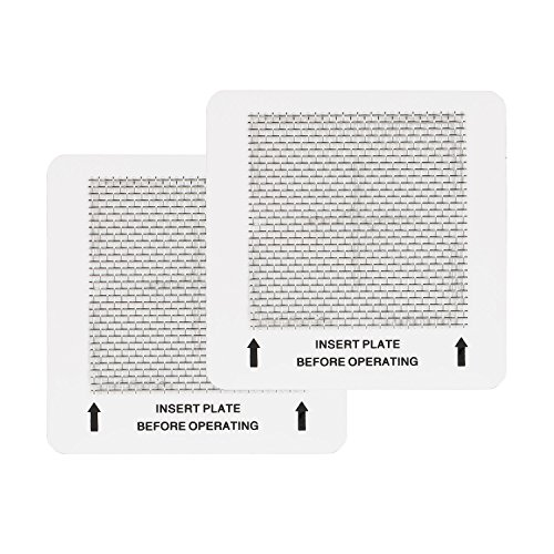 Airthereal Universal Ceramic Ozone Plates with 600mg/h WA600 and CA300 Models and Most Other Ozone Generators, 2 Packs