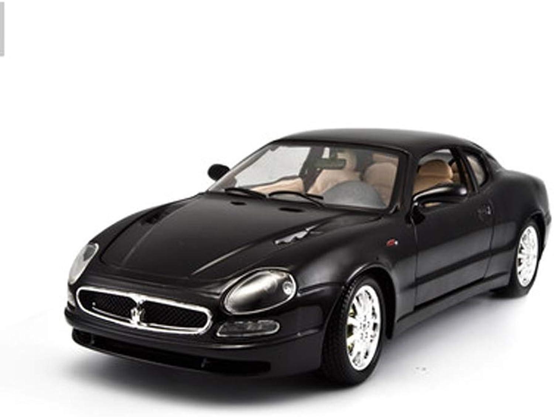 gran descuento GAOQUN-TOY Maserati Coche Coche Coche Model 1 18 Simulación Maserati GT Alloy Sports Coche Original Coche Model (Color   Negro, Tamaño   24.9cm11.5cm4.2cm)  ofrecemos varias marcas famosas