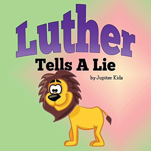 Luther Tells a Lie audiobook cover art
